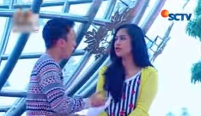 FTV Kujahit Cinta Buat Si Eneng (2014)